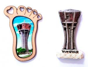 Vukovarski vodotoranj - magnet-0