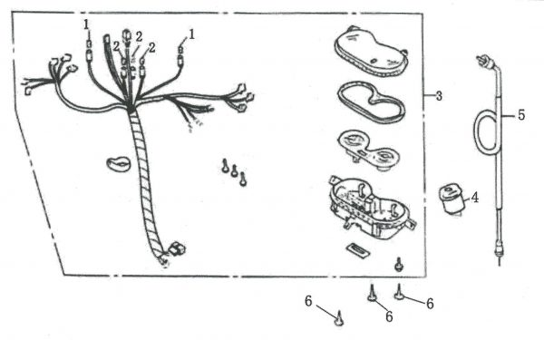 Automat žmigavca 4F02-04-0
