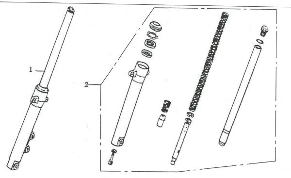 Amortizer 4F09-01-0