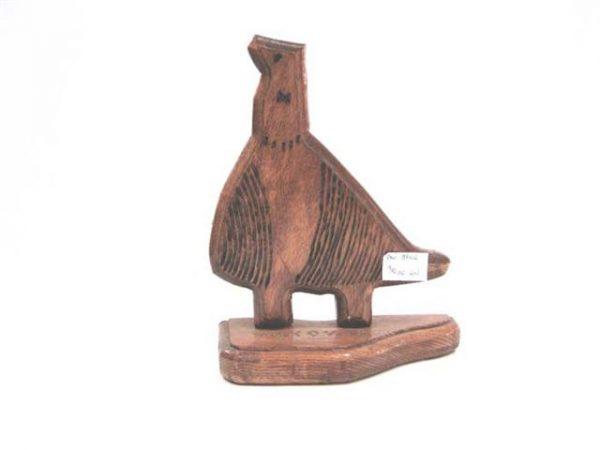 Vučedolska golubica - drvo-0