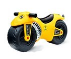Motorić na guranje - žuti-0