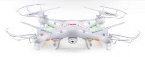 DRON X5C – 6ch quadcopter sa HD kamerom-0