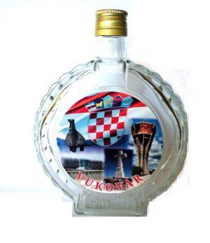 Suvenir Vukovar - Staklena čutura-0