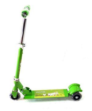 Midi romobil - zeleni-0