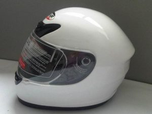 CNHF kaciga - bijela, vel.XL-0