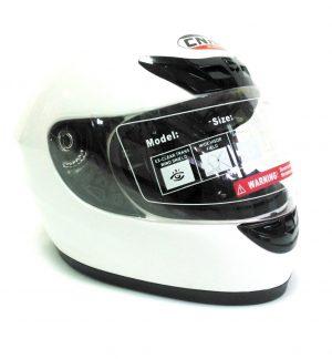 CNHF kaciga - bijela, vel.L-0