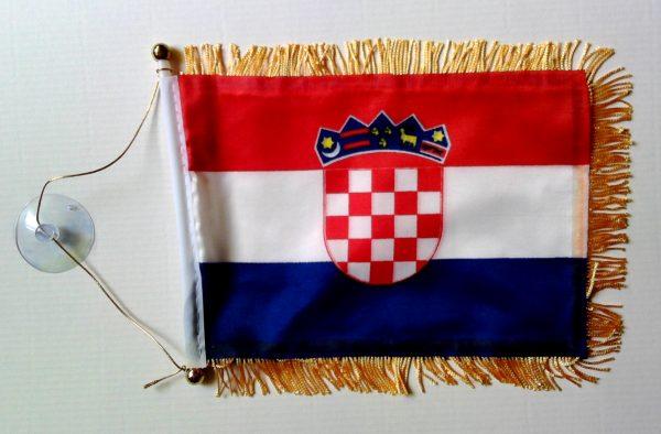 Hrvatska zastava sa resama - mala-0
