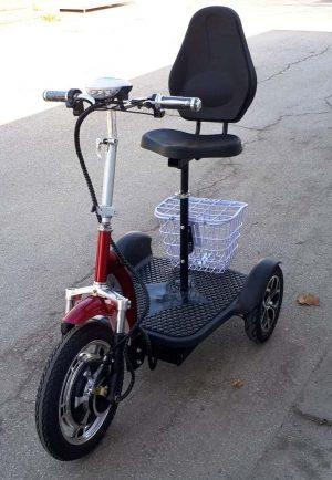 Električni tricikl (za slabopokretne osobe)-0