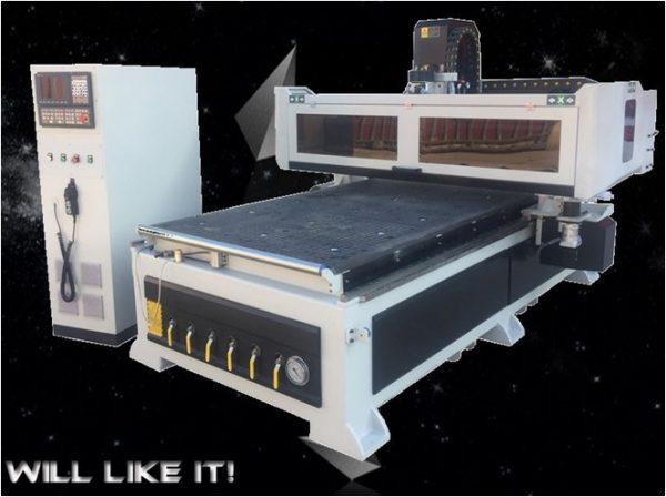 CNC ROUTER za dvo 1200x2500 -0