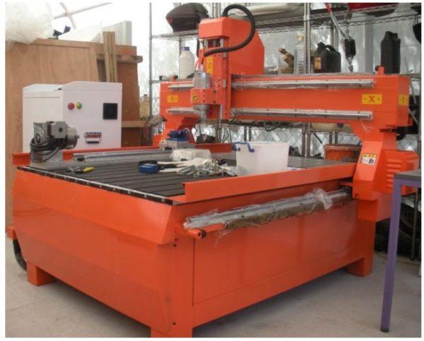 CNC ROUTER za drvo i ostalo 1300x900 -0