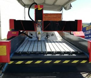 CNC obradni stroj za kamen 1200*2500 -0