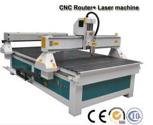 CNC + laser 1325 FED CNCL met -0
