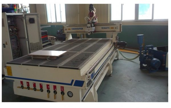 CNC ROUTER za metal 1200x2500 -0