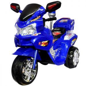 Dječji motorić na akumulator plavi-0
