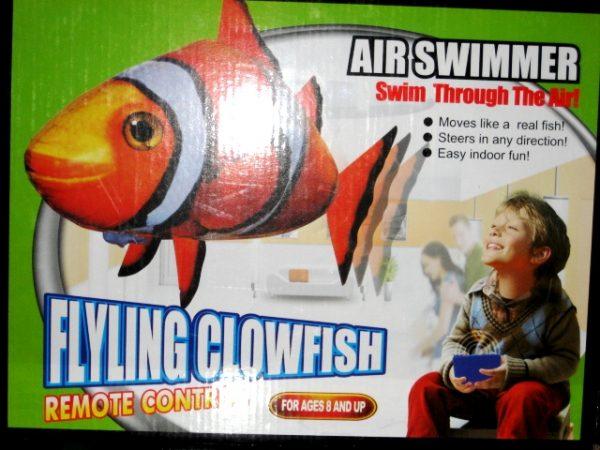 Leteća igračka Flying Clowfish-0