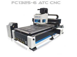 CNC ATC FC1325-6-0