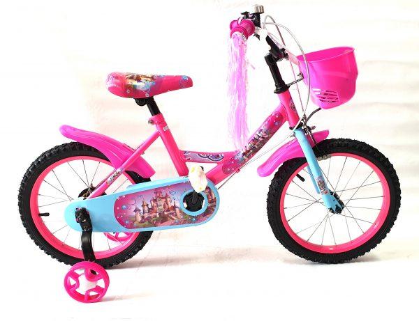 """Dječji MTB bicikl 16"""" ženski-0"""