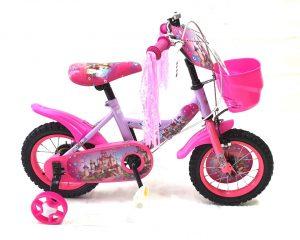 """Dječji MTB bicikl 12"""" ženski-0"""
