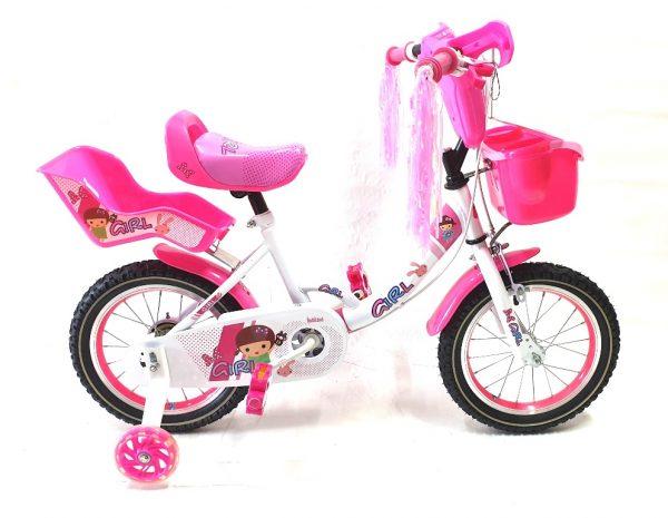 """Dječji bicikl 14"""" ženski-0"""