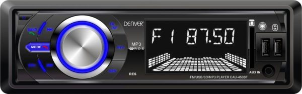 Auto radio DENVER CAU-450BT-0