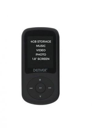 MP4 player Denver MPG-4094 NRC-0