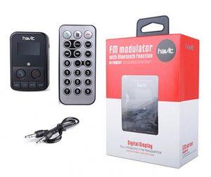 FM Transmitter Havit HV-FM803BT-0