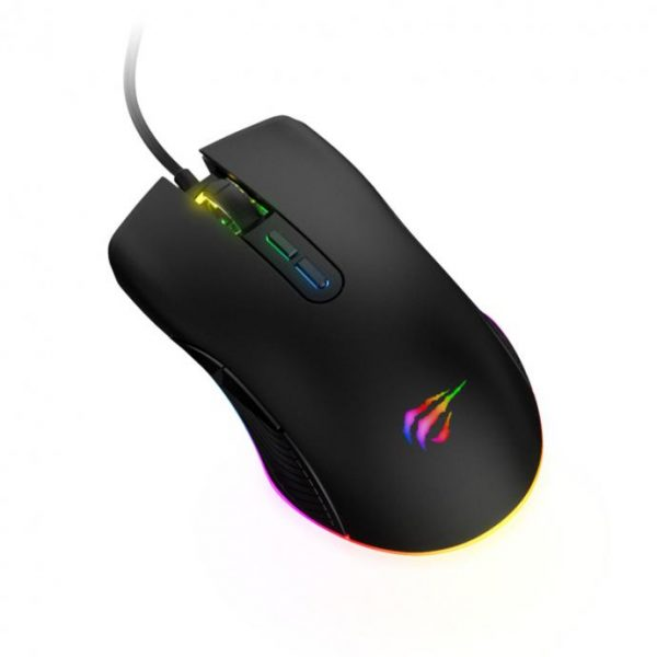 Gamenote MS877 Gaming miš LED RGB USB-0
