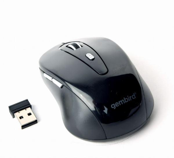 Miš Gembird bežični MUSW-6B-01-0