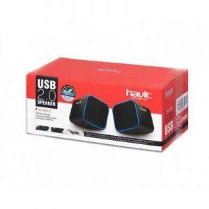 Zvučnici Havit HV-SK473 2.0 USB plavi ili crveni-0