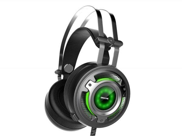 Slušalice + mikrofon MAXLINE ML-GH90-0